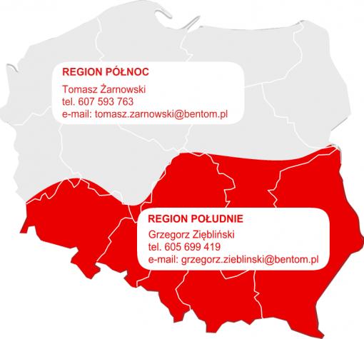 mapapolski